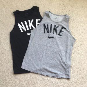 Nike Dri-Fit tanks